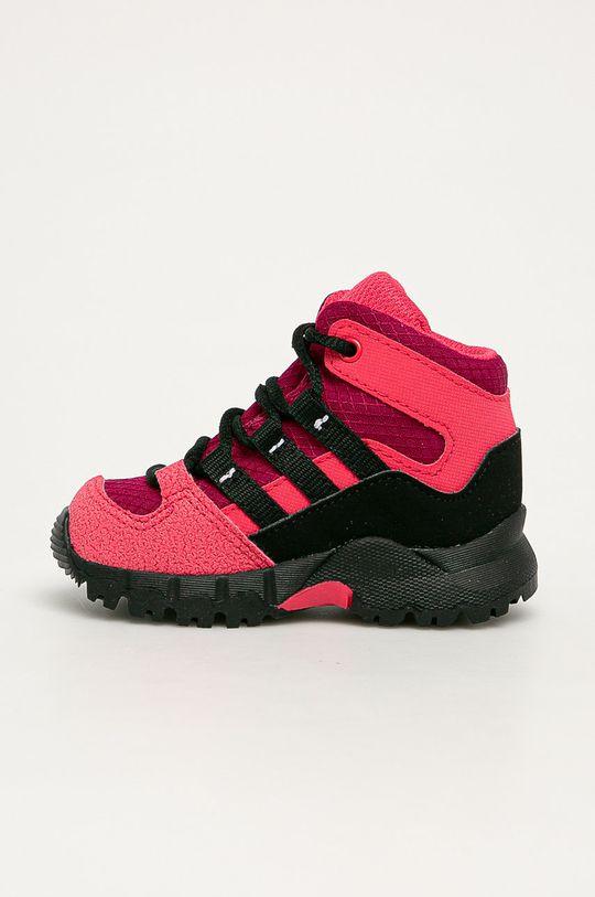 adidas Performance - Buty dziecięce Terrex Mid Gtx Cholewka: Materiał syntetyczny, Materiał tekstylny, Wnętrze: Materiał tekstylny, Podeszwa: Materiał syntetyczny