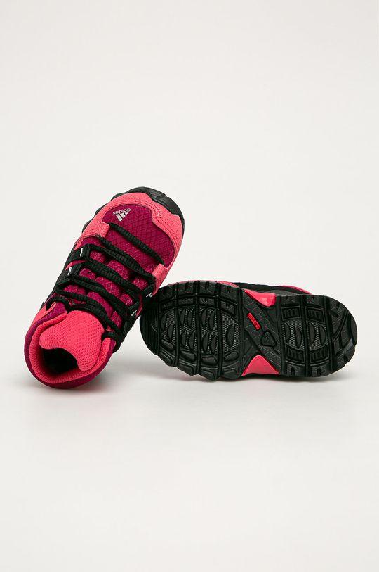 adidas Performance - Buty dziecięce Terrex Mid Gtx Dziewczęcy