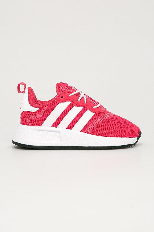 roz ascutit adidas Originals - Pantofi copii X_PLR S De fete