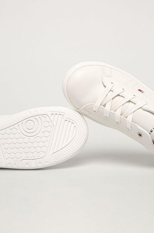ružová Tommy Hilfiger - Detské topánky