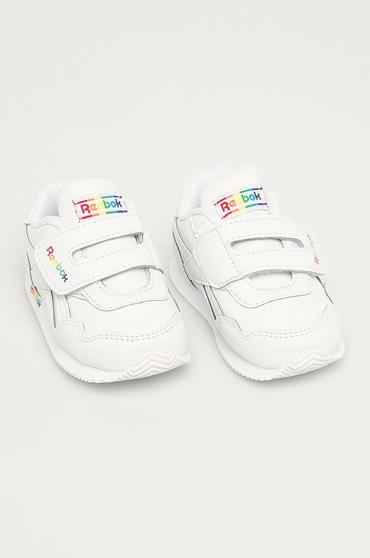 Reebok Classic - Detské topánky Royal Cljog 3 biela