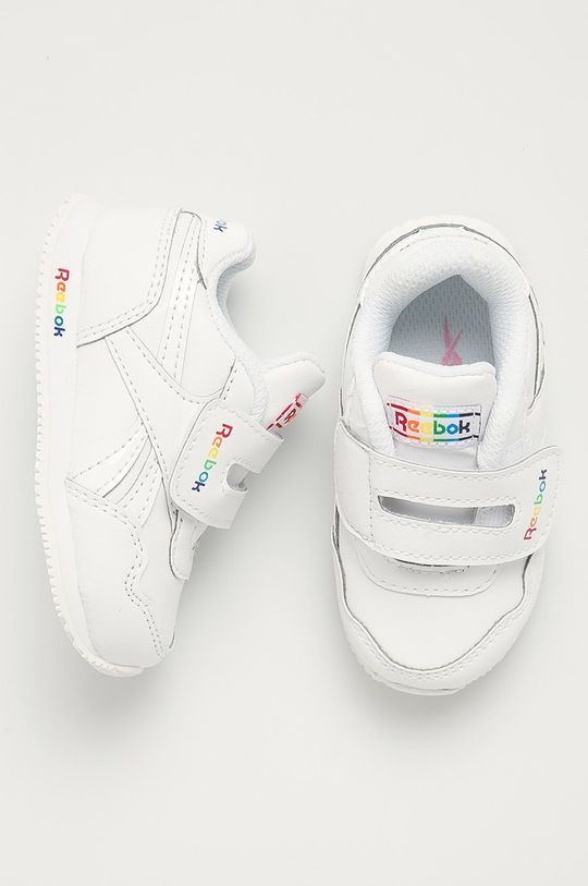 Reebok Classic - Detské topánky Royal Cljog 3 Dievčenský