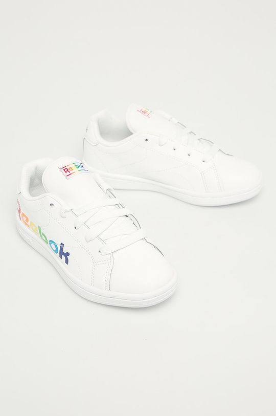 Reebok Classic - Detské topánky Royal Complete CLN 2 biela