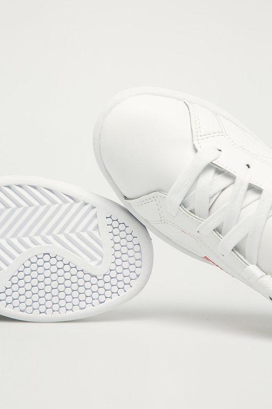 biela Reebok Classic - Detské topánky Royal Complete CLN 2