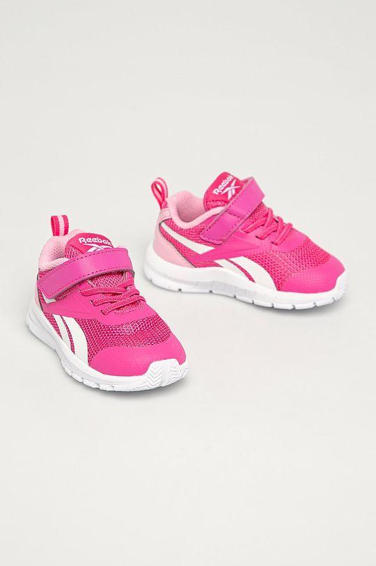 Reebok - Detské topánky Rush Runner 3.0 sýto ružová