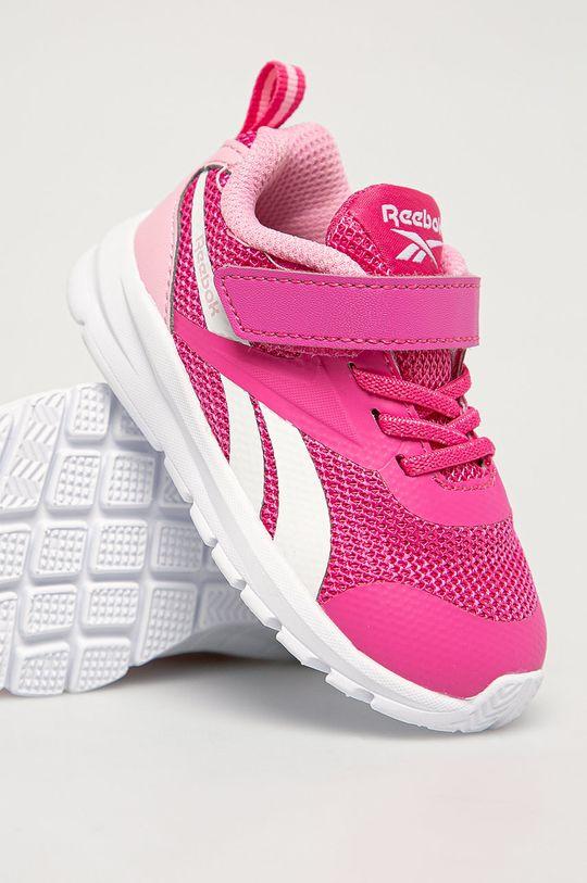 Reebok - Detské topánky Rush Runner 3.0  Zvršok: Syntetická látka, Textil Vnútro: Textil Podrážka: Syntetická látka