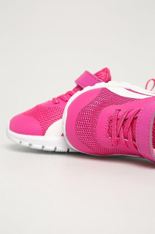 sýto ružová Reebok - Detské topánky Rush Runner 3.0