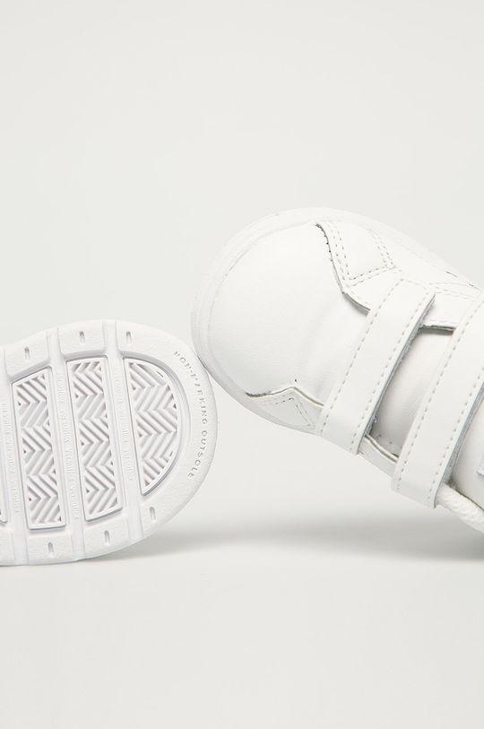 biela Reebok Classic - Detské topánky RBK Royal Complete CLN 2.