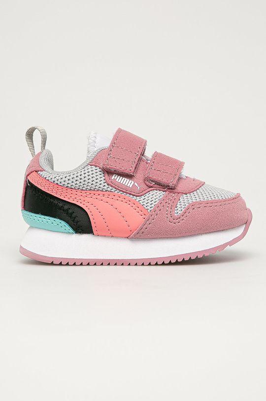 multicolor Puma - Pantofi copii Puma R78 V Inf De fete
