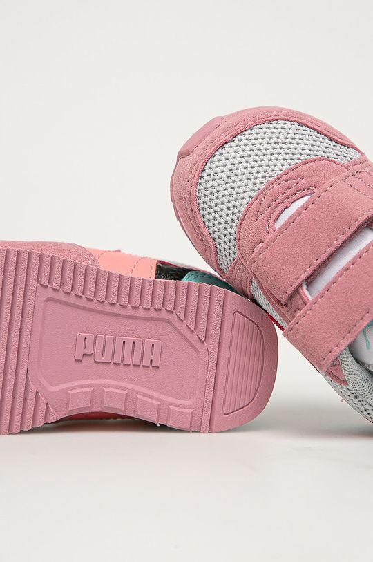 multicolor Puma - Pantofi copii Puma R78 V Inf