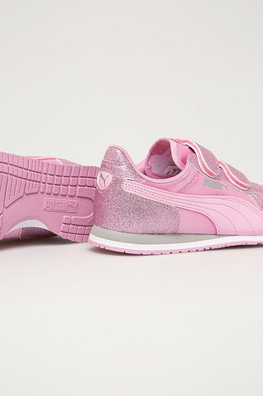 Puma - Pantofi copii Cabana Racer  Gamba: Material sintetic, Material textil Interiorul: Material textil Talpa: Material sintetic