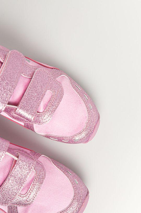 roz murdar Puma - Pantofi copii Cabana Racer