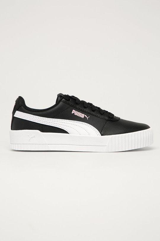 negru Puma - Pantofi copii Carina L De fete