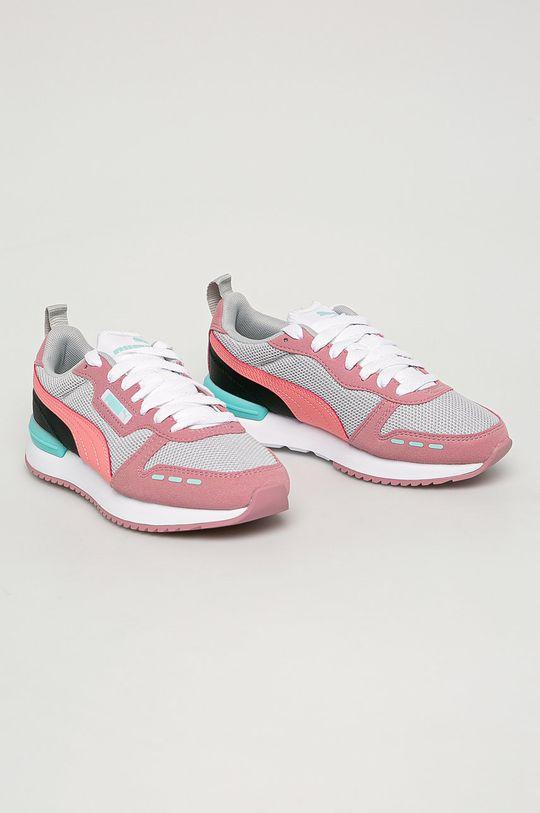 Puma - Pantofi copii R78 roz murdar
