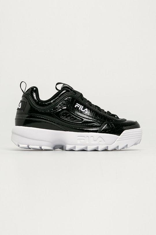 negru Fila - Pantofi copii Disruptor De fete