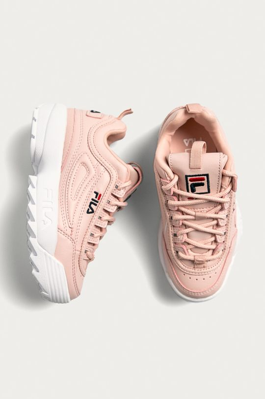 ružová Fila - Detské topánky