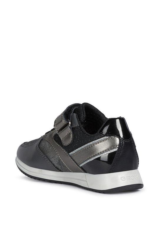 grafitová Geox - Dětské boty