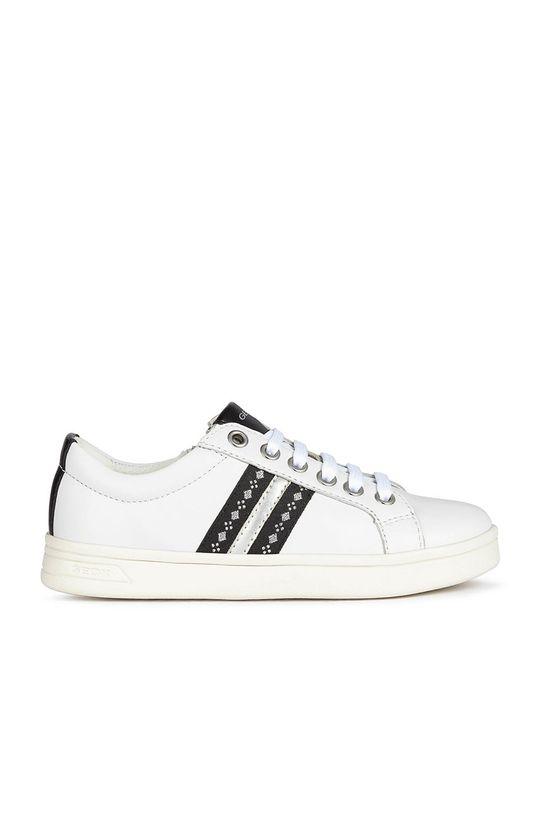 bílá Geox - Dětské boty Dívčí