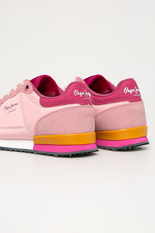 Pepe Jeans - Pantofi copii Sydney  Gamba: Material sintetic, Material textil Interiorul: Material textil Talpa: Material sintetic