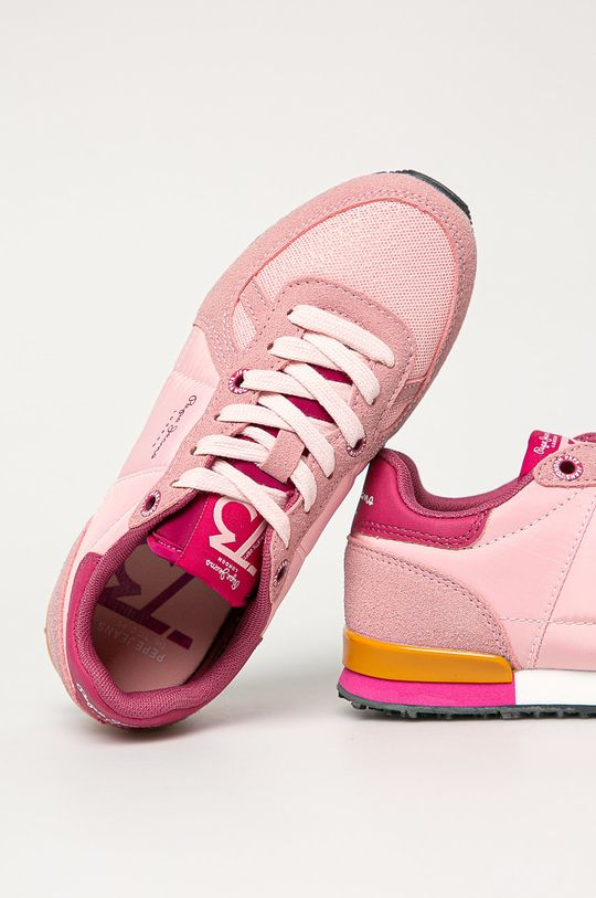 roz Pepe Jeans - Pantofi copii Sydney