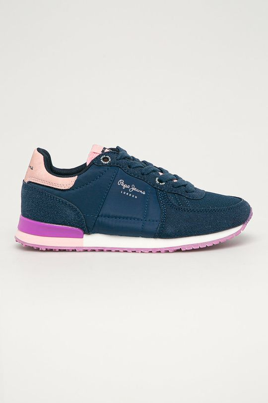 bleumarin Pepe Jeans - Pantofi copii Sydney De fete