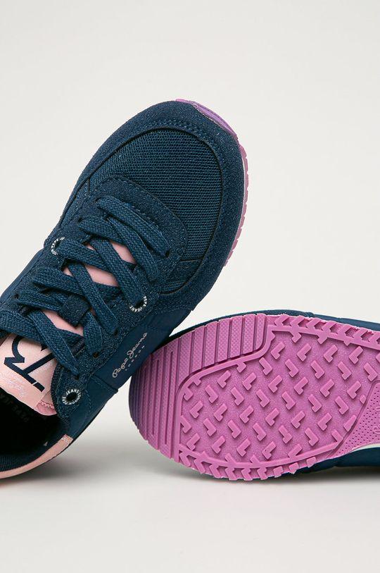 bleumarin Pepe Jeans - Pantofi copii Sydney
