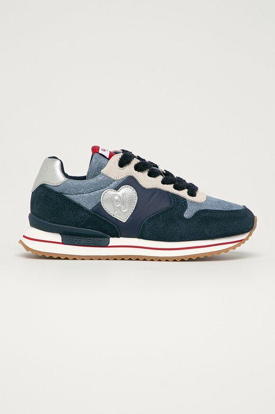 bleumarin Pepe Jeans - Pantofi copii Rusper De fete