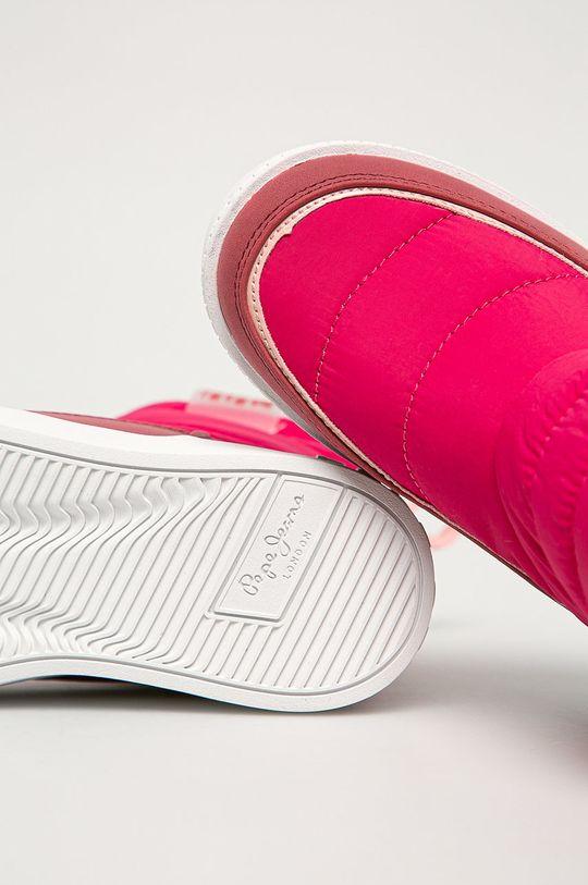 roz ascutit Pepe Jeans - Cizme de iarna copii Brixton