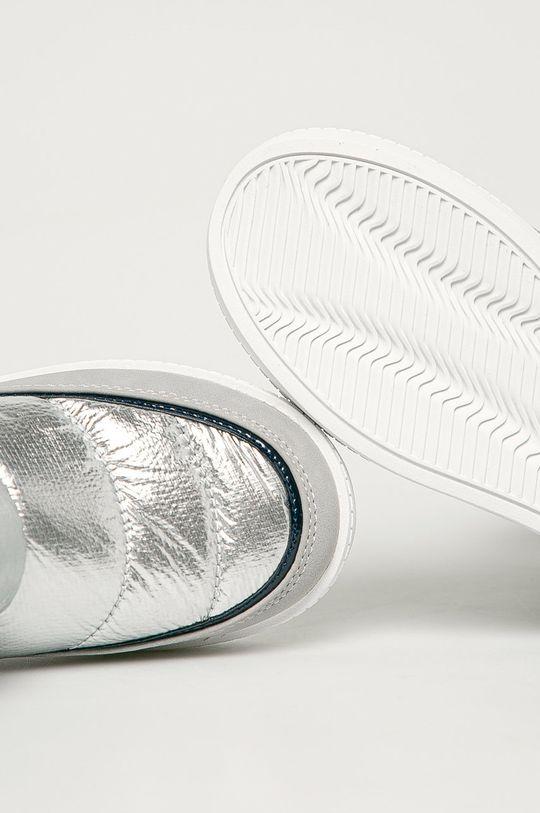 argintiu Pepe Jeans - Cizme de iarna copii Brixton