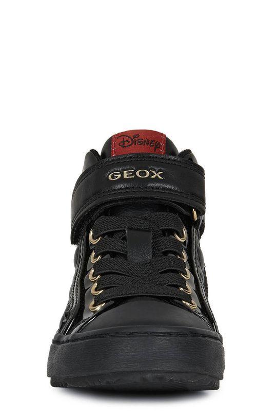 Geox - Дитячі черевики  Халяви: Синтетичний матеріал, Текстильний матеріал Внутрішня частина: Текстильний матеріал, Натуральна шкіра Підошва: Синтетичний матеріал