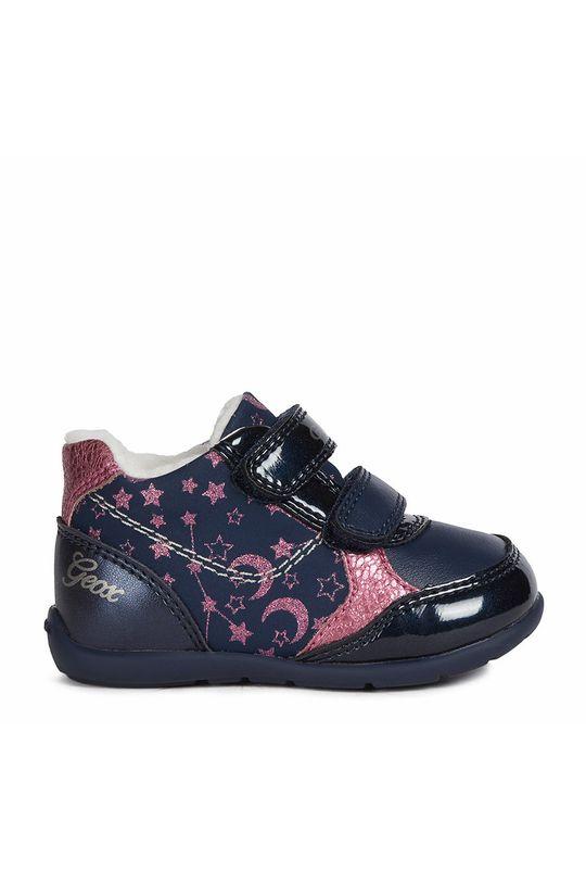 tmavomodrá Geox - Detské topánky Dievčenský