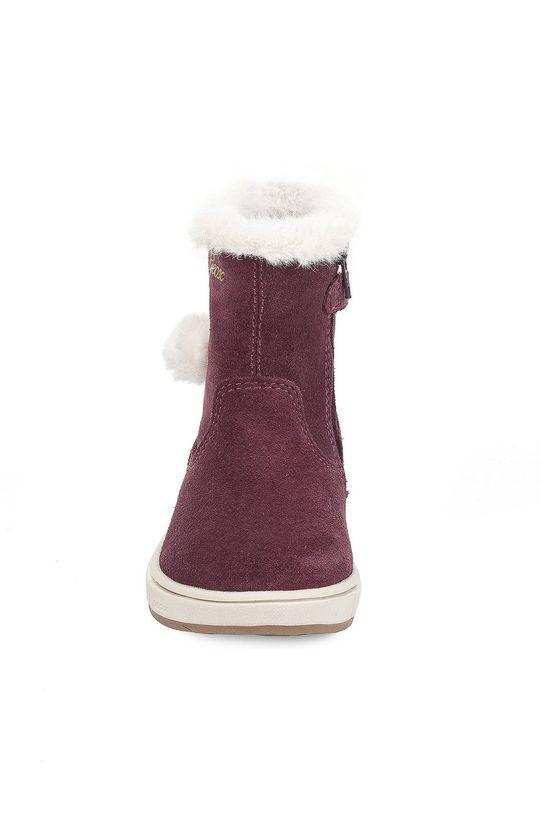 Geox - Dětské boty  Svršek: Textilní materiál, Přírodní kůže Vnitřek: Textilní materiál Podrážka: Umělá hmota Vložka: Přírodní kůže