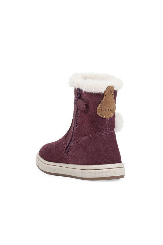 kaštanová Geox - Dětské boty