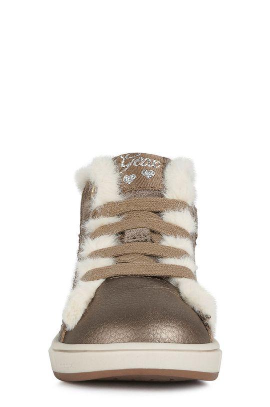 Geox - Detské kožené topánky  Zvršok: Prírodná koža Vnútro: Textil, Prírodná koža Podrážka: Syntetická látka