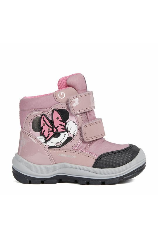 Geox - Pantofi copii roz