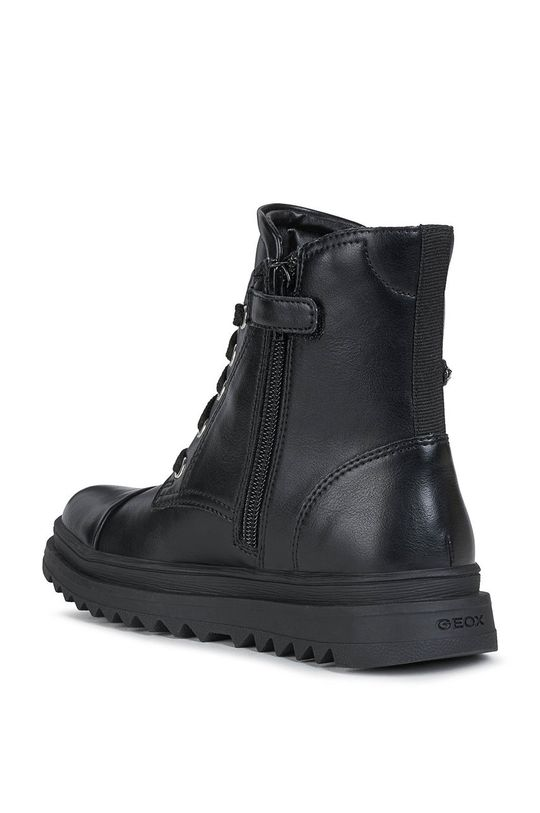 čierna Geox - Detské topánky