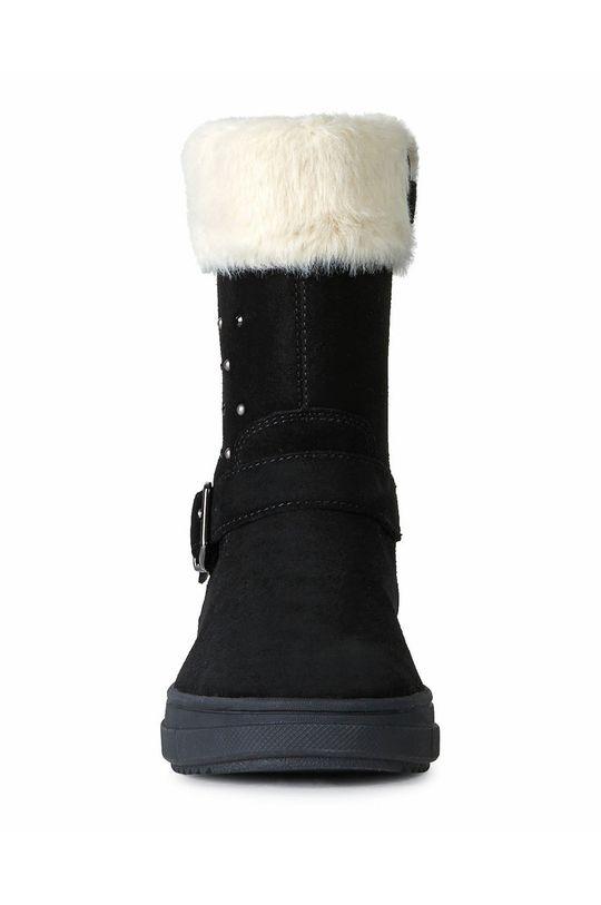 Geox - Detské topánky  Zvršok: Prírodná koža Vnútro: Syntetická látka Podrážka: Syntetická látka
