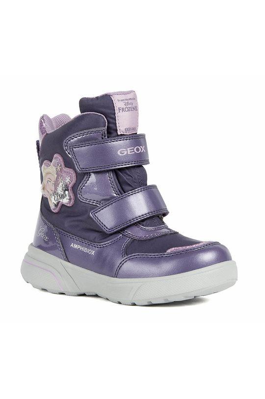 Geox - Buty dziecięce fioletowy