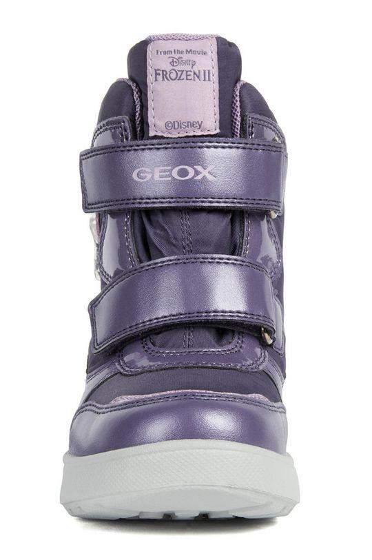 Geox - Buty dziecięce Cholewka: Materiał syntetyczny, Materiał tekstylny, Wnętrze: Materiał tekstylny, Podeszwa: Materiał syntetyczny