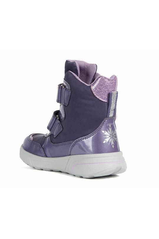 fialová Geox - Dětské sněhule