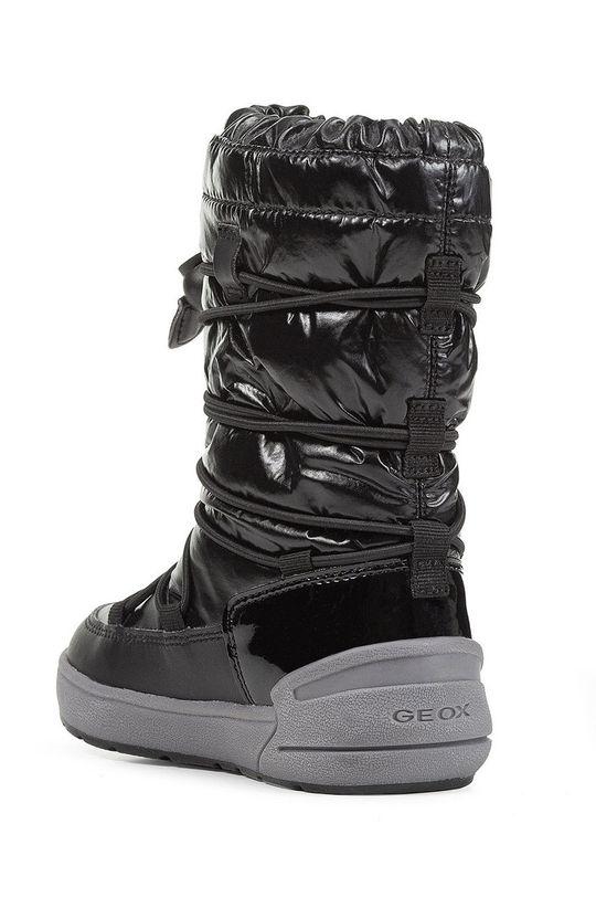 čierna Geox - Detské snehule