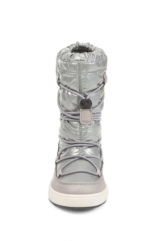 Geox - Dětské sněhule  Svršek: Umělá hmota, Textilní materiál Vnitřek: Textilní materiál Podrážka: Umělá hmota