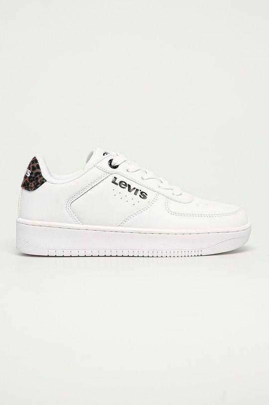 biały Levi's - Buty dziecięce Dziewczęcy