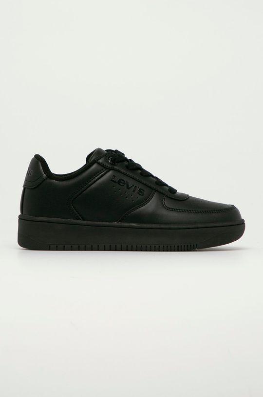 čierna Levi's - Detské topánky Dievčenský