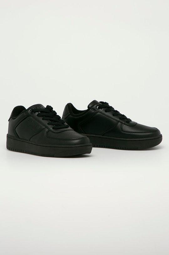 Levi's - Detské topánky čierna