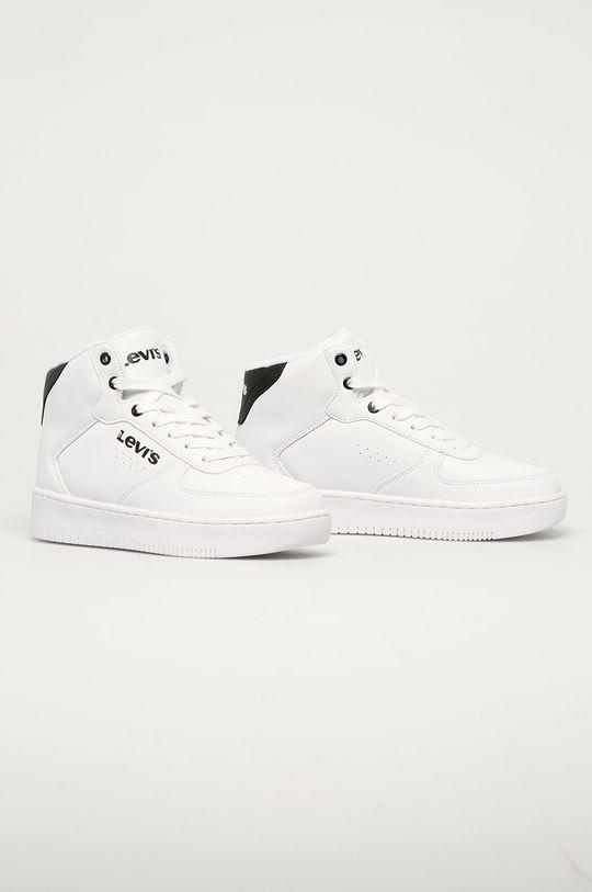 Levi's - Pantofi copii alb