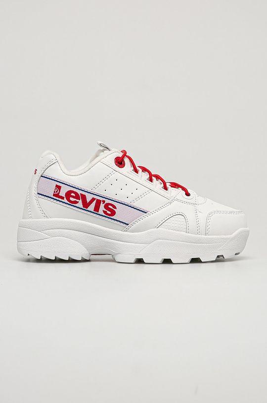 biela Levi's - Detské topánky Dievčenský