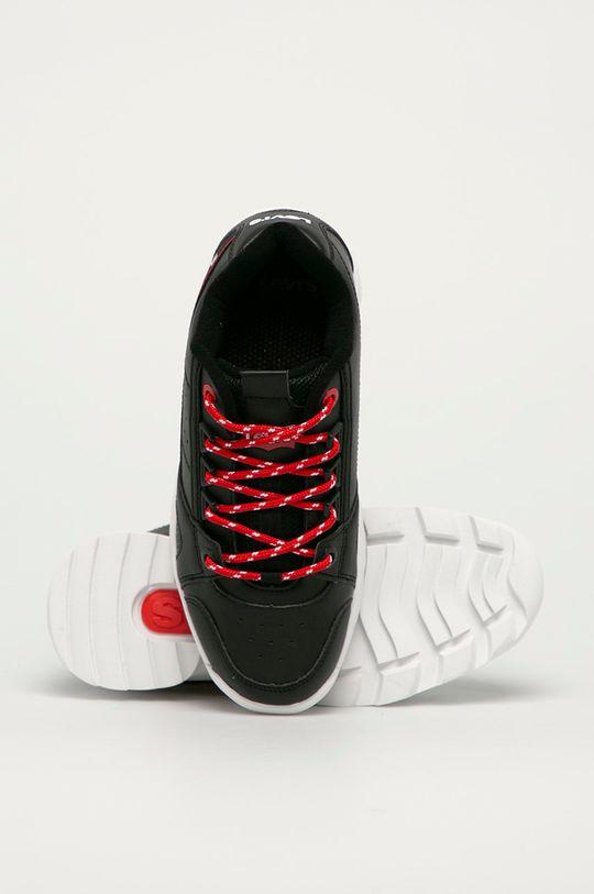 čierna Levi's - Detské topánky