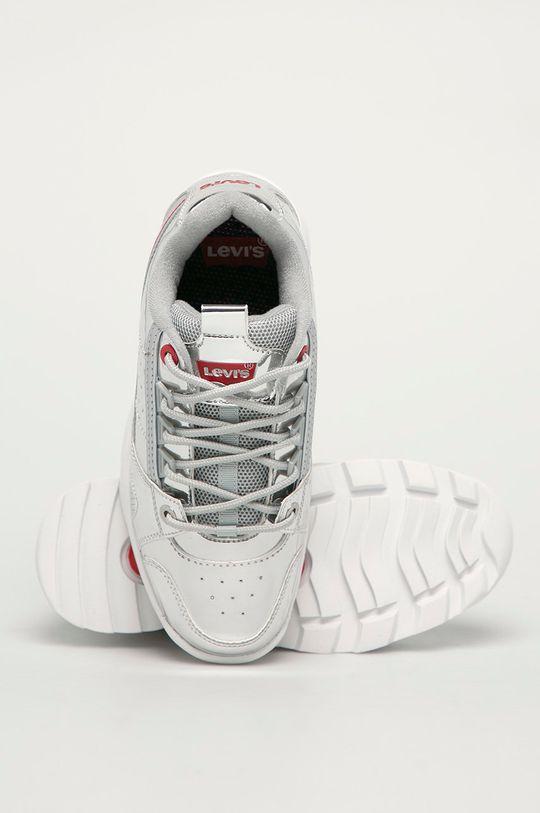 stříbrná Levi's - Dětské boty