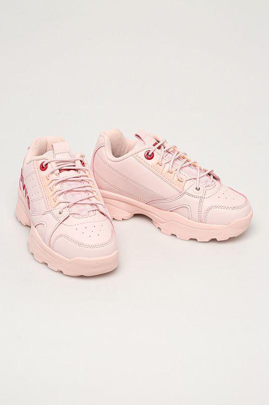 Levi's - Dětské boty růžová